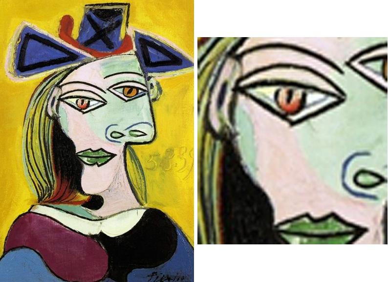 Digital Painting Art Market